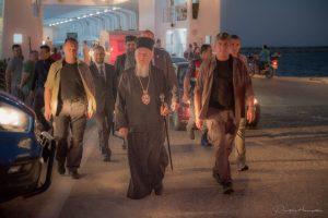 Η άφιξη του Οικ. Πατριάρχη στη γενέτειρά του Ίμβρο