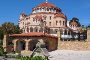 Τιμοθέα η νέα ηγουμένη στο Μοναστήρι του Αγίου Νεκταρίου στην Αίγινα