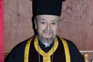 Εκοιμήθη ο π. Δημήτριος Κατέρλης- εμβληματικός ιερέας στις ΗΠΑ