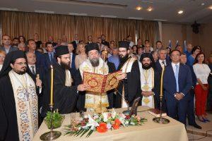 Τον Δήμαρχο Σερρών όρκισε ο Μητροπολίτης κ. Θεολόγος