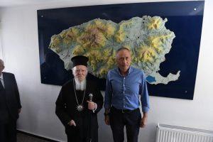 Oικουμενικός Πατριάρχης από την Ίμβρο  προς την  Νεολαία: Σας παρακαλούμε να σκέπτεσθε και να επισκέπτεσθε την Ίμβρον