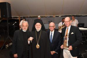 Αρχιεπίσκοπος Αμερικής – Τζο Μπάιντεν στο  Gala «Blue Dream»