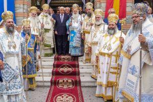 Πανηγύρισε η Παναγία Σουμελά στο Βέρμιο παρουσία του Προέδρου της Ελληνικής Δημοκρατίας