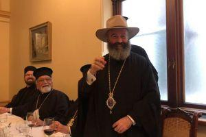 Στην Αδελαίδα «καπέλωσαν» παραδοσιακά τον Αρχιεπίσκοπο Αυστραλίας Μακάριο