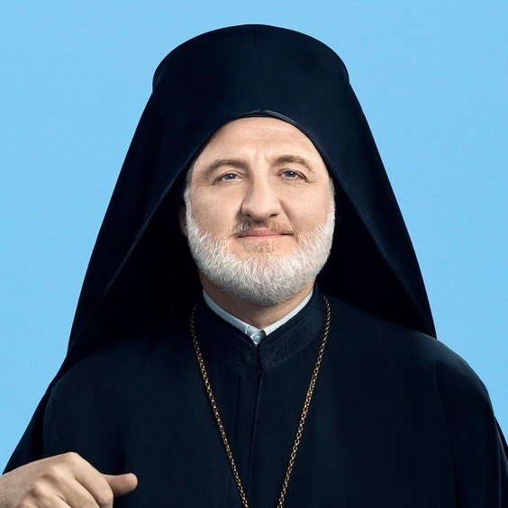 Ο Αρχιεπίσκοπος Ελπιδοφόρος μιλά στους νέους