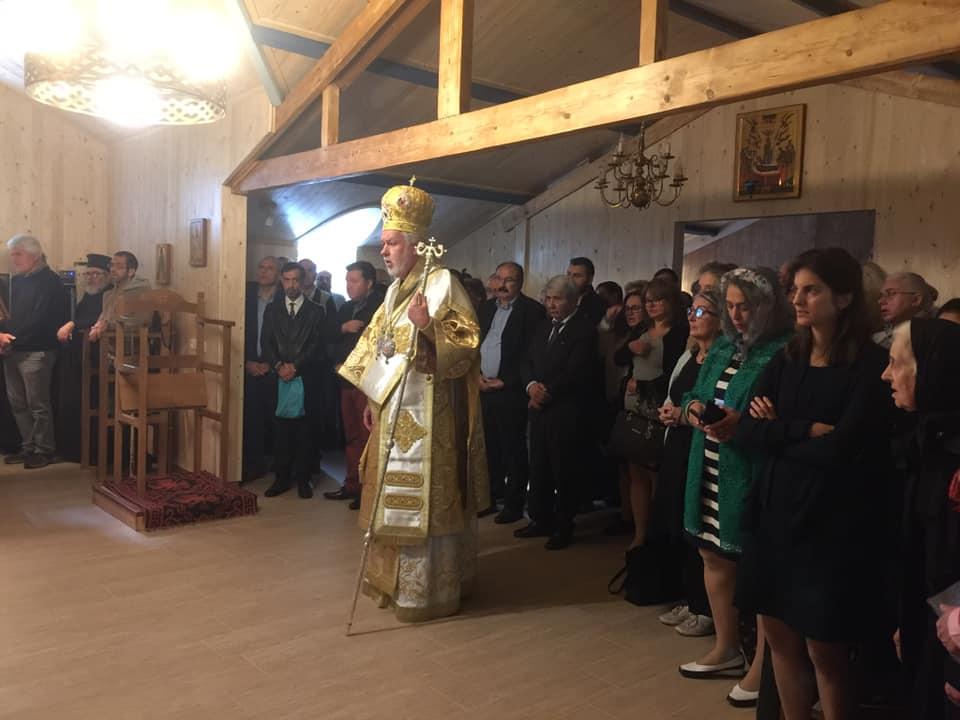 Πανήγυρη Ιεράς Μονής Γενεθλίου της Θεοτόκου στο Άστεν Ολλανδίας – Ἱερὰ Μητρόπολις Βελγίου