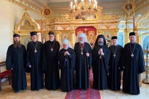 Στη μακρινή Φινλανδία ο Αρχιεπίσκοπος Αυστραλίας Μακάριος