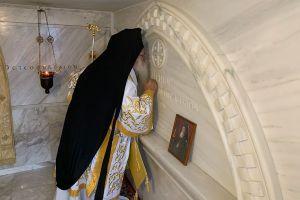 Το τριετές Μνημόσυνο του μακαριστού Ιεραπύτνης Ευγενίου