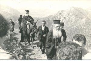 Αγιοκέρι στη μνήμη του μακαριστού Μητροπολίτη πρ. Παραμυθίας Τίτου Ματθαιάκη (+ 4-9-1991) Υπό Αρχιμ. Τιμοθέου Ηλιάκη
