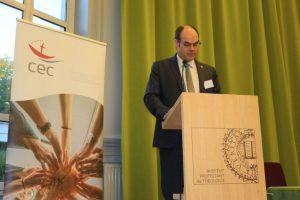 Συνέδριο του Συμβουλίου Ευρωπαϊκών Εκκλησιών- ΚΕΚ-στο Παρίσι για την ειρήνη