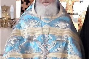 Εκοιμήθη ο π. Κωνσταντίνος  Χατζής, ένας εμβληματικός κληρικός της Ι. Μ. Εδέσσης