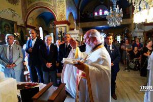 Μνημόσυνο για τους πεσόντες στη Μικρά Ασία και τους ευεργέτεςτης Νέας Κίου στον Ιερό ναό Θεομάνας στην Αργολίδα