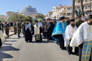Η Χίος τίμησε την μνήμη των Ελλήνων σφαγιασθέντων της Μικρασίας