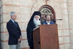 Η βαρυσήμαντη δήλωση του πρώην Καλαβρύτων Αμβροσίου όπως είχε υποσχεθεί
