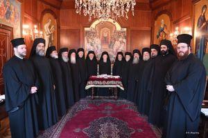 Η νέα σύνθεση της Συνόδου του Οικουμενικού Πατριαρχείου