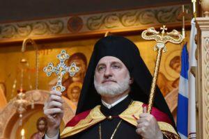 Ο Αρχιεπίσκοπος Αμερικής Ελπιδοφόρος στη Βοστώνη για τη Θεολογική Σχολή