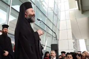 Κλήρος και λαός στην Αδελαΐδα υποδέχτηκαν τον Αρχιεπίσκοπο Αυστραλίας Μακάριο