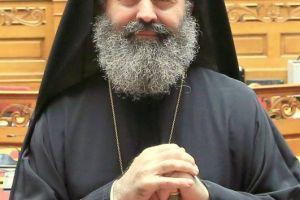 Ο Αρχιεπίσκοπος Αυστραλίας Μακάριος στην Εσθονία