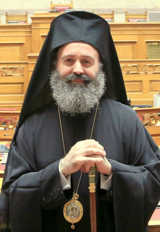 Ο Αρχιεπίσκοπος Αυστραλίας Μακάριος στην Εσθονία - Εξάψαλμος