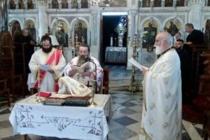 174 χρόνια από τα εγκαίνια του ιστορικού Ναού του Αγίου Μάρκου στον Βροντάδου