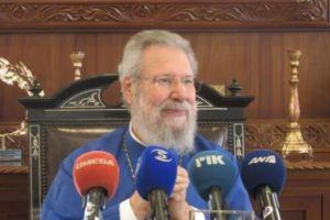 Κύπρου Χρυσόστομος: Να ζητήσει συγγνώμη ο Πιτσιλλίδης