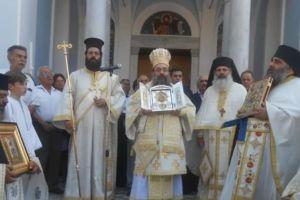 Η Χίος φιλοξένησε Λείψανο του Αγίου Ιωάννου του Προδρόμου από την Κύπρο