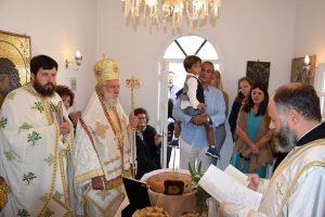 Η εορτή του Αγίου Κυριακού του Αναχωρητού στη Μύκονο