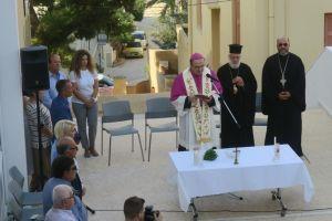 Αγιασμοί για την νέα σχολική χρονιά από το Μητροπολίτη Σύρου Δωρόθεο