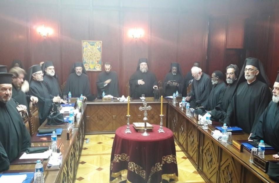 You are currently viewing Ποιός διοικεί το πρεσβυγενές Πατριαρχείο Αλεξανδρείας;