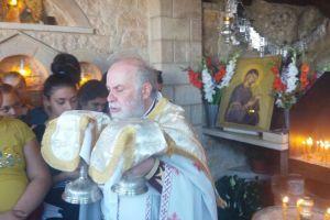 Η σύναξη των Αγίων Ισιδώρων στο προσκύνημα του Λυκαβηττού συγκέντρωσε χιλιάδες πιστών