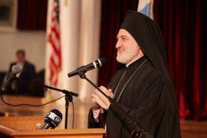 Πρώτη συνεδρίαση Συνόδου και Αρχιεπισκοπικού Συμβουλίου υπό τον Αρχιεπίσκοπο Αμερικής Ελπιδοφόρο