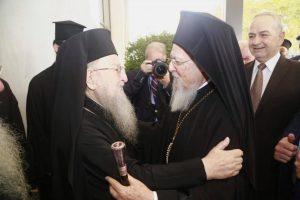 Στην «Βυζαντινή Θεσσαλονίκη» ο Οικουμενικός Πατριάρχης – Το πρόγραμμα των πρώτων  ωρών  της επίσκεψης