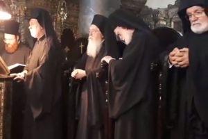 Ο Επίσκοπος Δορυλαίου Νίκανδρος εξελέγη Μητροπολίτης Ειρηνουπόλεως από την Σύνοδο του Οικουμενικού Πατριαρχείου