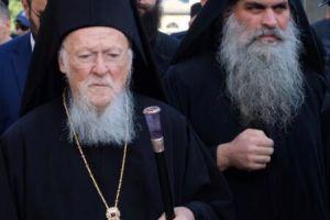«Ο Πατριάρχης σας , σας αγαπά πολύ…» με αυτά τα λόγια αγάπης σφράγισε ο Πατριάρχης το ταξίδι του στο Άγιο Όρος- Έφυγε πριν από λίγο…