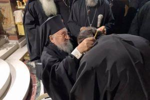 Εξελέγη ο νέος Καθηγούμενος της Ιεράς Μονής Παναγίας Χρυσοπηγής