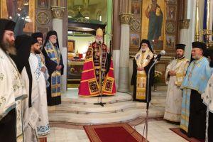 """Πατριάρχης Αλεξανδρείας Θεόδωρος : """"Η Ελλάδα ποτέ δεν πεθαίνει"""""""