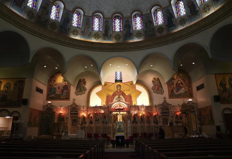 You are currently viewing Δικαστική απόφαση «παγώνει» την πώληση του ιερού ναού της Αγίας Τριάδος του Σικάγου