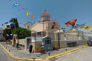 Ανάμνηση θαύματος Οσιομάρτυρος Παρασκευής στο Καστέλλο της Xίου