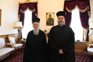 Τo Οικουμενικό Πατριαρχείο ανακοινώνει την εκλογή του νέου Επισκόπου