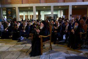 Στο Μουσείο Βυζαντινού Πολιτισμού ο Οικ. Πατριάρχης  «ζωντάνεψε» μνήμες Βυζαντίου