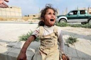 Επείγον: Τρέχουν για  να σωθούν  στη Συρία