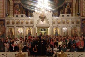 Άρχισαν οι Συναντήσεις Νέων στον Άγιο Αχίλλιο στη Λάρισα υπό την καθοδήγηση του Αρχιμ. Αχιλλίου Τσούτσουρα