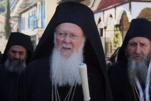 To πρόγραμμα της επίσκεψης του Οικουμενικού Πατριάρχη στο Άγιον Όρος