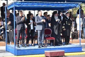 Ο Εορτασμός της Εθνικής Επετείου στην Ιερά Μητρόπολη Πειραιώς