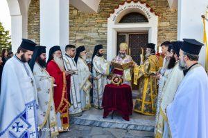Εγκαίνια του Καθολικού της Γυναικείας Μονής του Αγ. Θεοδώρου Γαβρά στην Ι. Μητρόπολη Λαγκαδά