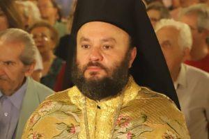 Αναπληρωτής Γεν. Αρχιερατικός Επίτροπος της Ι.Aρχιεπισκοπής Aθηνών o Αρχιμ. Ευγένιος Παντζαρίδης