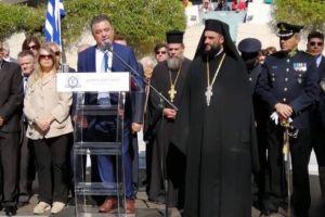 Με λαμπρότητα και πατριωτικό παλμό εορτάσθηκε η εθνική επέτειος στον Δήμο Ζωγράφου