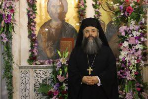 Ο Αρχιμ. Αγγελος Ανθόπουλος από τον Άγιο Αρτέμιο, αναλαμβάνει Πρωτοσύγκελλος της Ι.Μ. Φθιώτιδος