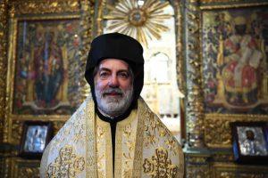 Ο Αρχιεπίσκοπος Νικήτας μιλά στον «Ε.Κ.» για την επίσκεψη στο Τάρπον Σπρινγκς και για την Αγγλία