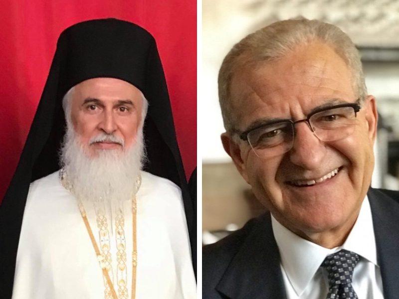 Δήλωση του ΥΦΕΞ κ.  Αντώνη Διαματάρη επί τη εκλογή του νέου Μητροπολίτη Λήμνου  Ιεροθέου